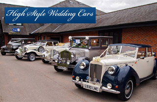 High Style Wedding Cars