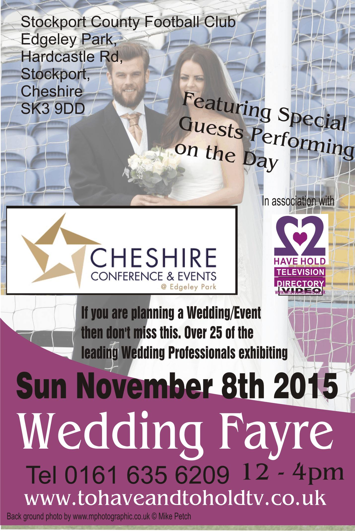 FIND OUT MORE ABOUT OUR NEXT FAYRE…